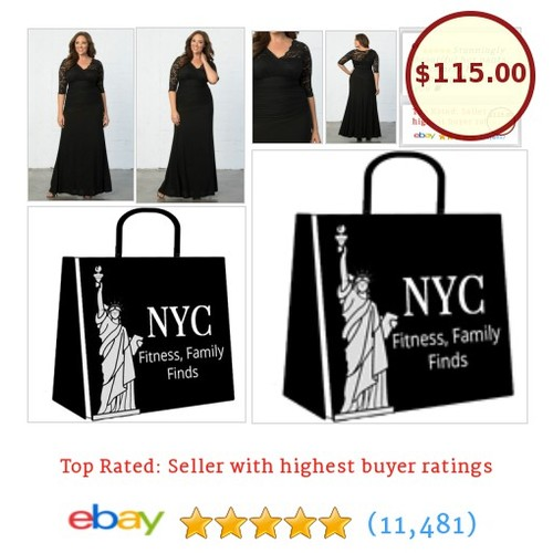 Everywhere you wear this black gown, you look amazing! You just blinked. We ship that fast.#MOB #Maxi #etsy #PromoteEbay #PictureVideo @SharePicVideo