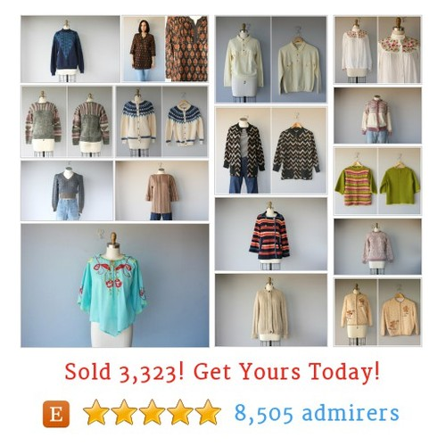 vintage TOPS. KNITS Etsy shop #etsy @custardheart  #etsy #PromoteEtsy #PictureVideo @SharePicVideo