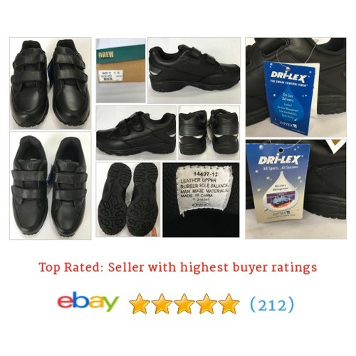#Drew Cheer Mens Comfort Shoes Size 11W Black Calf 2-Strap Closure Brand New | eBay #FashionSneaker #etsy #PromoteEbay #PictureVideo @SharePicVideo