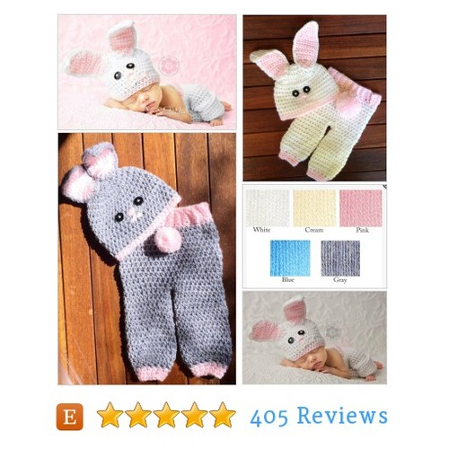 Bunny Hat Pant Set, Bunny Hat, Baby Bunny #etsy @avagirldesigns  #etsy #PromoteEtsy #PictureVideo @SharePicVideo