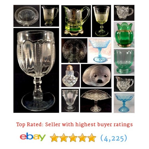 Glassware Items in ReillyandJenksAntiques store #ebay @reillyandjenks  #ebay #PromoteEbay #PictureVideo @SharePicVideo