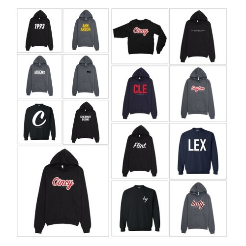 Hoodies / Sweaters @shopthecityco #shopify  #socialselling #PromoteStore #PictureVideo @SharePicVideo
