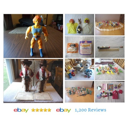 Always Free Shipping At Foster Web Store ! #PlaysetToys #Collectibles #ebay #PromoteEbay #PictureVideo @SharePicVideo
