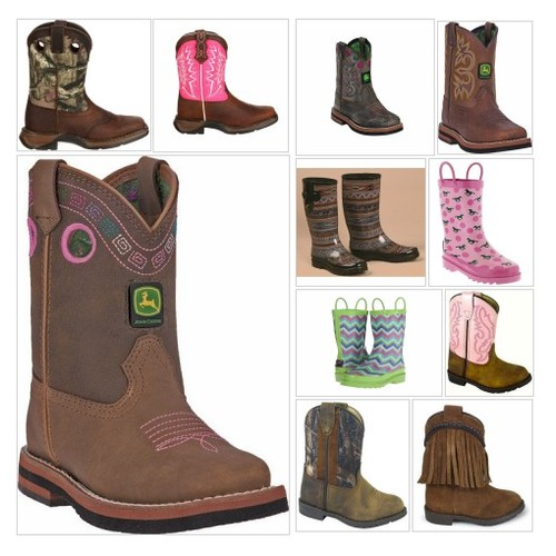 Kid's Boots/Toddler @PaintedCowgirl_ #shopify  #socialselling #PromoteStore #PictureVideo @SharePicVideo