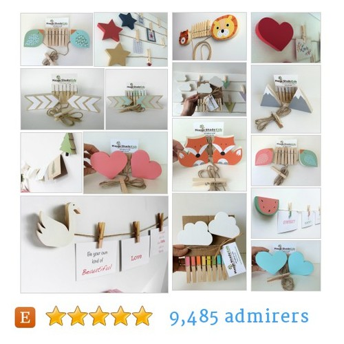 Art Display Clips #etsy shop #artdisplayclip @mapleshadekids  #etsy #PromoteEtsy #PictureVideo @SharePicVideo