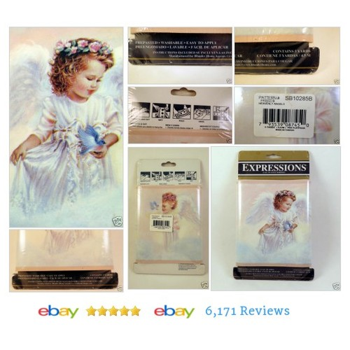 HEAVENLY ANGELS SB10285B Wall paper Border 5 Yards Prepasted #Wallpaper #Expression #etsy #PromoteEbay #PictureVideo @SharePicVideo