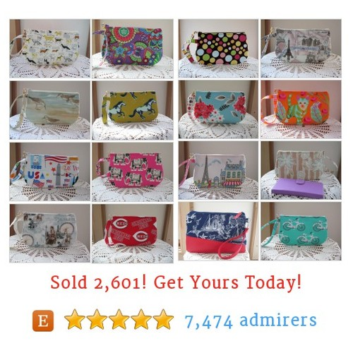 Wristlet/Clutch bags Etsy shop #etsy @antiquebasket https://www.SharePicVideo.com/?ref=PostPicVideoToTwitter-antiquebasket #etsy #PromoteEtsy #PictureVideo @SharePicVideo