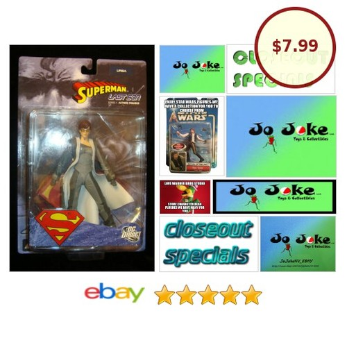 SUPERMAN-THE LAST SON-URSA-BAD GIRL-DC DIRECT-BASE-NEW! | eBay #DCDirect #etsy #PromoteEbay #PictureVideo @SharePicVideo