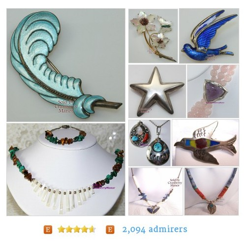 Fine Jewelry from CranberryManor Etsy shop #FineJewelry #etsy #PromoteEtsy #PictureVideo @SharePicVideo