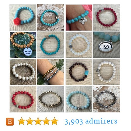 Beaded Bracelets #etsy shop #beadedbracelet @pamfarrel  #etsy #PromoteEtsy #PictureVideo @SharePicVideo