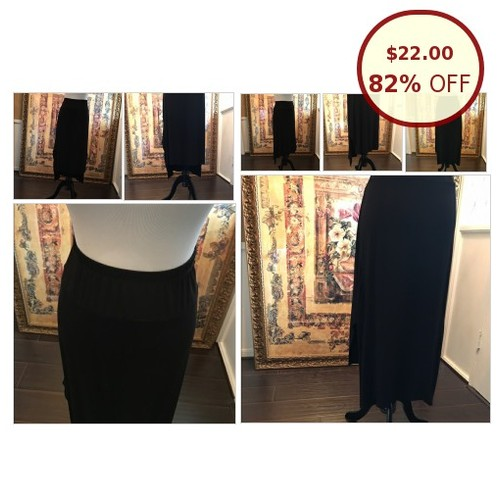 Cha Cha Vente Black High Low Maxi Skirt NWT @texter888 https://www.SharePicVideo.com/?ref=PostPicVideoToTwitter-texter888 #socialselling #PromoteStore #PictureVideo @SharePicVideo