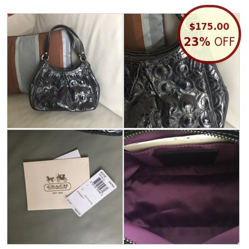 Black coach purse @tricia_marie https://www.SharePicVideo.com/?ref=PostPicVideoToTwitter-tricia_marie #socialselling #PromoteStore #PictureVideo @SharePicVideo