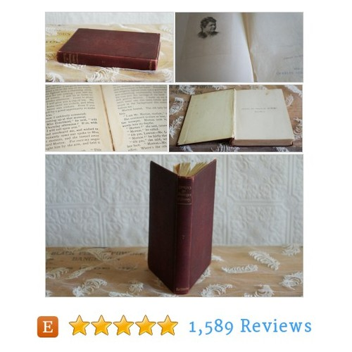 Victorian book Octave Thanet Stories #etsy @vintagetoretro https://www.SharePicVideo.com/?ref=PostPicVideoToTwitter-vintagetoretro #etsy #PromoteEtsy #PictureVideo @SharePicVideo