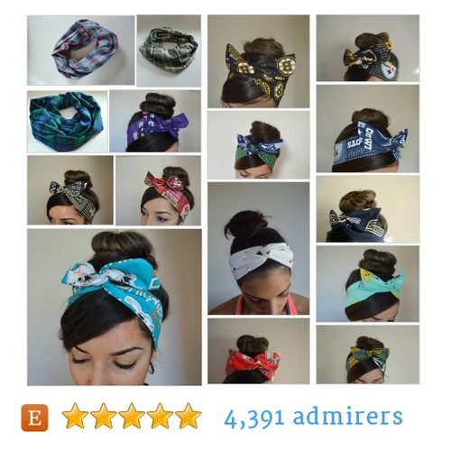 Head jewelry, Headbands and bows by @JleeJewels  Etsy shop  #etsy #PromoteEtsy #PictureVideo @SharePicVideo