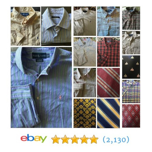 Mens Accessories Great deals from Brittimco Resale Shop #ebay @brittimcoresale  #ebay #PromoteEbay #PictureVideo @SharePicVideo