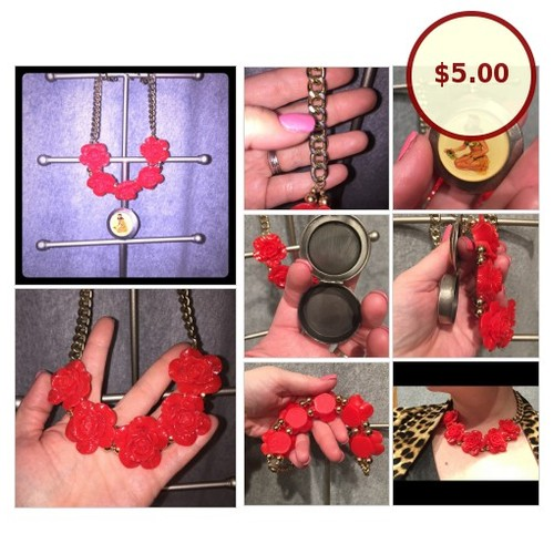 Vintage roses necklace and pin up pill box @ubervonkool https://www.SharePicVideo.com/?ref=PostPicVideoToTwitter-ubervonkool #socialselling #PromoteStore #PictureVideo @SharePicVideo