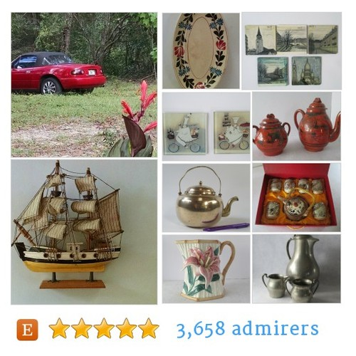 Vintage, antiques, oddities #vintageonetsy #bestofetsy #integritytt @EarthRT @MDFDRetweets #etsy #PromoteEtsy #PictureVideo @SharePicVideo