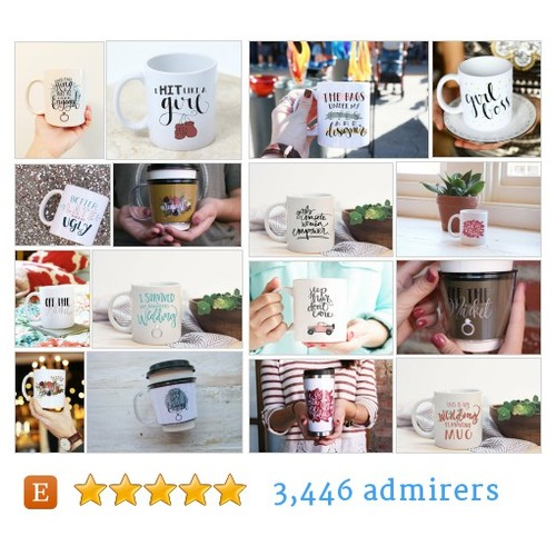 Coffee is Female #etsy shop #coffeeisfemale @scribblefl  #etsy #PromoteEtsy #PictureVideo @SharePicVideo