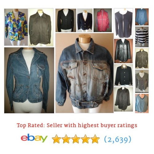 Womens Blazers & Jackets Items in Casty's Collectibles store #ebay @castydeb  #ebay #PromoteEbay #PictureVideo @SharePicVideo