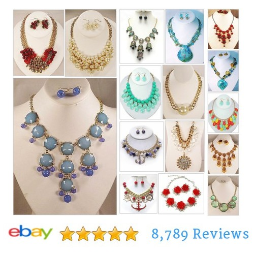 Gorgeous jewelry sets for that special occasion! #ebay #PromoteEbay #PictureVideo @SharePicVideo