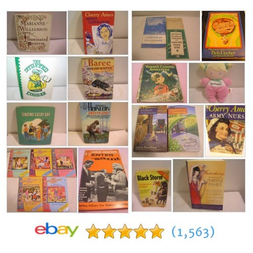 Books Items in Seven Sisters Books and Etcetera store #ebay @7sistersbooks  #ebay #PromoteEbay #PictureVideo @SharePicVideo