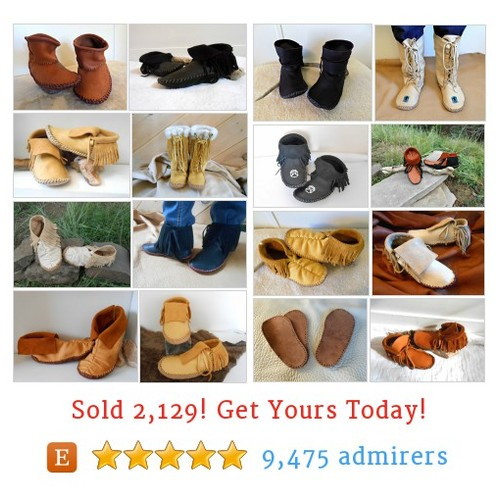 Moccasins Etsy shop #moccasin #etsy @katyjuneful  #etsy #PromoteEtsy #PictureVideo @SharePicVideo