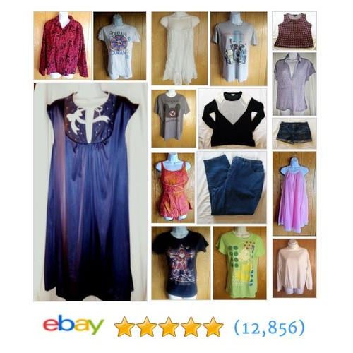 Womens Clothing Items in Julies Corner of Treasures store #ebay @juliecataz2  #ebay #PromoteEbay #PictureVideo @SharePicVideo