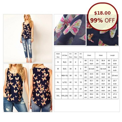 ADORABLE BUTTERFLY TANK @kellywilhelm3 https://www.SharePicVideo.com/?ref=PostPicVideoToTwitter-kellywilhelm3 #socialselling #PromoteStore #PictureVideo @SharePicVideo