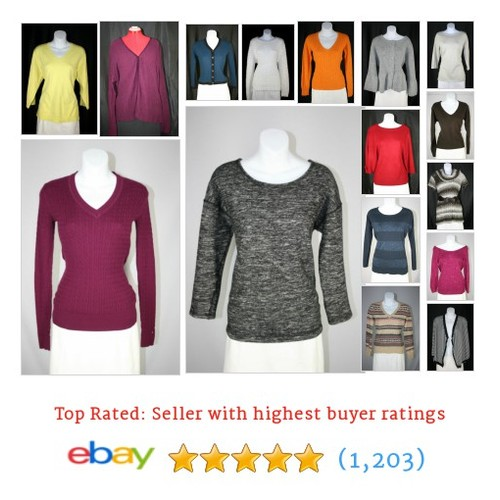 Upscale Women's Sweaters Items in La Rochelle Boutique store #ebay @upscale_shop  #ebay #PromoteEbay #PictureVideo @SharePicVideo