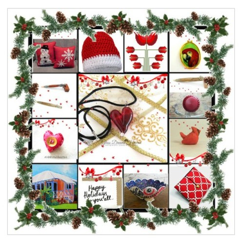 Happy Holidays To You All #integrityTT #TintegrityT #EtsySpecialT #polyvoreset #Holidaygifts #etsyRT #gifts #socialselling #PromoteStore #PictureVideo @SharePicVideo