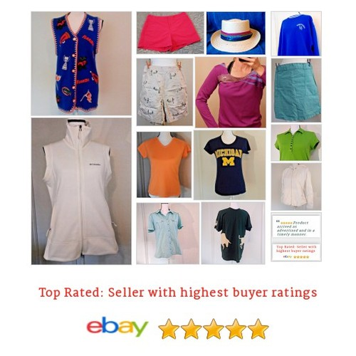#Sportswear Items in Classyis store on eBay! #gators #yoga #ebay #PromoteEbay #PictureVideo @SharePicVideo