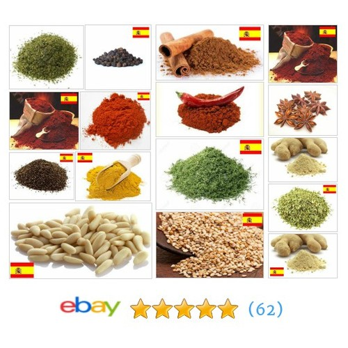 Spices Items in Spices of the World store #ebay @pliskin1971  #ebay #PromoteEbay #PictureVideo @SharePicVideo