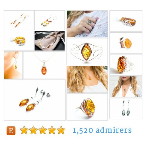 Handmade Baltic Amber & Sterlin Jewelry @balticbeauty925  #etsy shop  #etsy #PromoteEtsy #PictureVideo @SharePicVideo