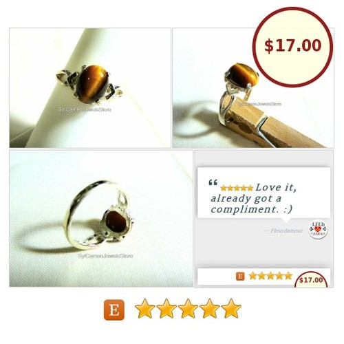 #Golden #TigersEye #Gemstone Midi #SterlingSilver #Ring #Jewelry #SylCameoJewelsStore #Jewelry #MidiRing #SpecialT #TintegrityT @EtsyRetweeter #OnlineShopRT @SympathyRTs @NightRetweets @FameRTR @DNRRTz #etsy #PromoteEtsy #PictureVideo @SharePicVideo