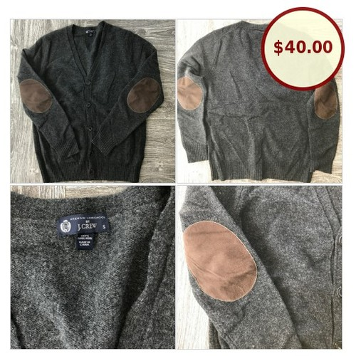 🎉HP🎉Men's J. Crew cardigan sweater small @magmilestyles https://www.SharePicVideo.com/?ref=PostPicVideoToTwitter-magmilestyles #socialselling #PromoteStore #PictureVideo @SharePicVideo