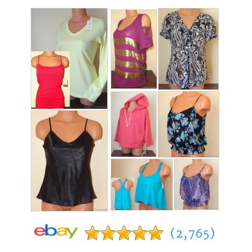 Women's Tops Sweaters Coats Items in Lisa's Fine Luxuries store #ebay @daisyrain63  #ebay #PromoteEbay #PictureVideo @SharePicVideo