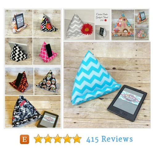 Fabric iPad Kindle Phone Holder ~ You Pick #etsy @bee_sew_happy  #etsy #PromoteEtsy #PictureVideo @SharePicVideo