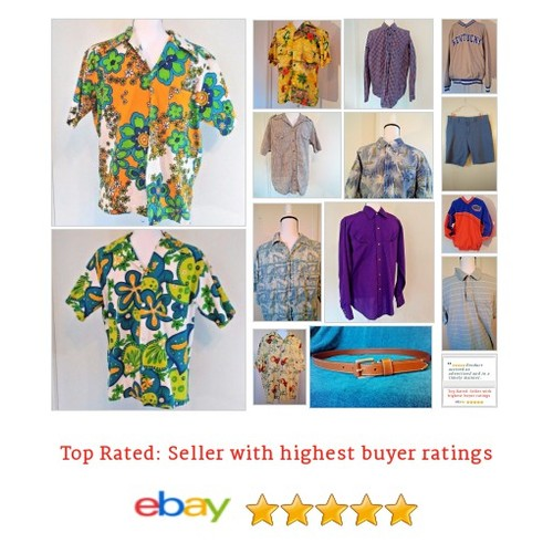 #Menswear Items in Classyis store on eBay! #hawaiian #mens #campshirt #hawaiianshirt #lumberjack #ebay #PromoteEbay #PictureVideo @SharePicVideo
