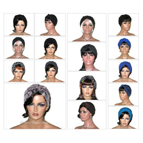 Twist Turbans @CoutureService  #socialselling #PromoteStore #PictureVideo @SharePicVideo