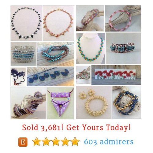 Designer Bead Patterns Etsy shop #designerbeadpattern #etsy @sweetbeadslv  #etsy #PromoteEtsy #PictureVideo @SharePicVideo