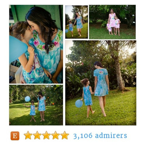 Mother Daughter Dresses Valentines Mother's Day #motherdaughter #etsyfashion #integritytt @EarthRT @MDFDRetweets  #etsy #PromoteEtsy #PictureVideo @SharePicVideo
