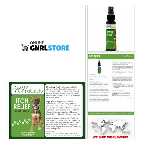 Does your #Dog Suffer From Itching and Scratching? - soothe your pet's itchy skin naturally - #Dogsoftwitter #Dogs #socialselling #PromoteStore #PictureVideo @SharePicVideo
