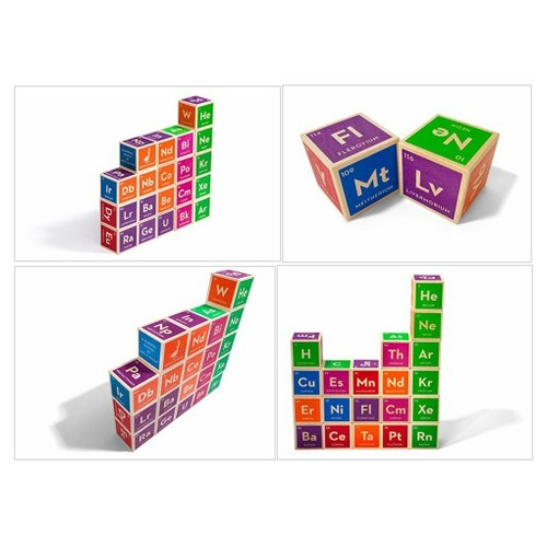 #Uncle# Goose #Periodic #Table #Blocks - #Made in USA #socialselling #PromoteStore #PictureVideo @SharePicVideo
