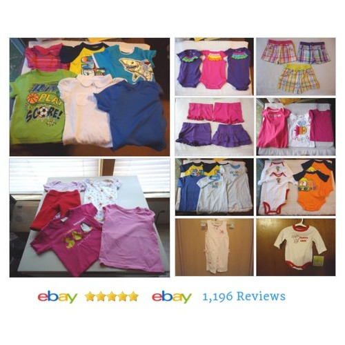 Always Free Shipping At Foster Web Store ! #BabyClothes #ebay #PromoteEbay #PictureVideo @SharePicVideo
