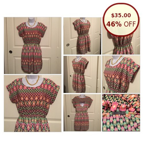 Soprano colorful soft dress size medium @findsbyjune https://www.SharePicVideo.com/?ref=PostPicVideoToTwitter-findsbyjune #socialselling #PromoteStore #PictureVideo @SharePicVideo