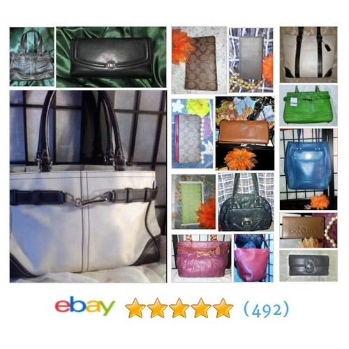 Coach Accessories Items in @craftmentouch  Treasure & Collection store  @craftmentouch #ebay  #ebay #PromoteEbay #PictureVideo @SharePicVideo