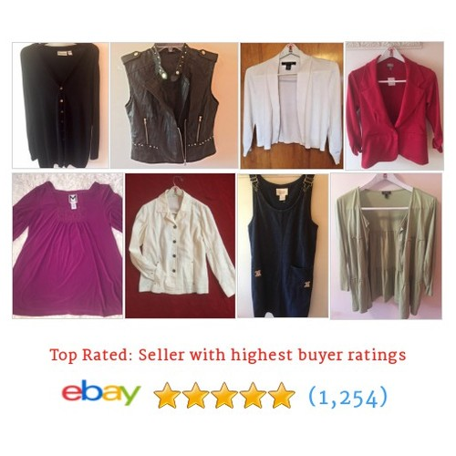 Women's Clothing Items in MamaMari1978 store #ebay @mamamari1978  #ebay #PromoteEbay #PictureVideo @SharePicVideo