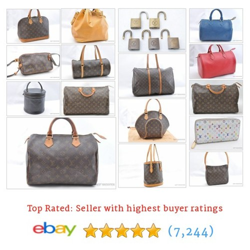 LOUIS VUITTON Great deals from next innovation #ebay @next_inv_ebay  #ebay #PromoteEbay #PictureVideo @SharePicVideo
