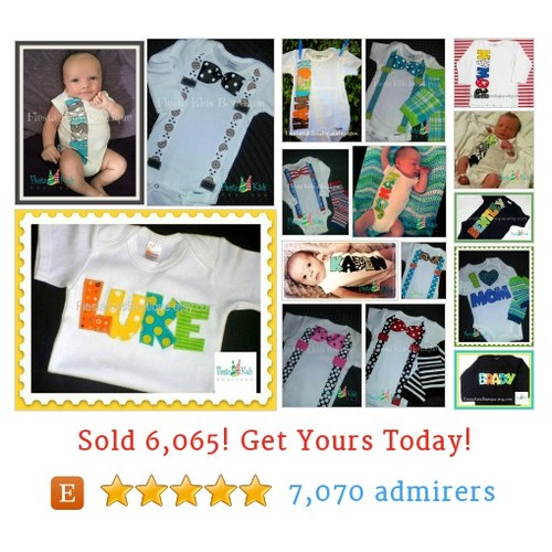 Baby Boy Onesies Etsy shop #etsy #PromoteEtsy #PictureVideo @SharePicVideo