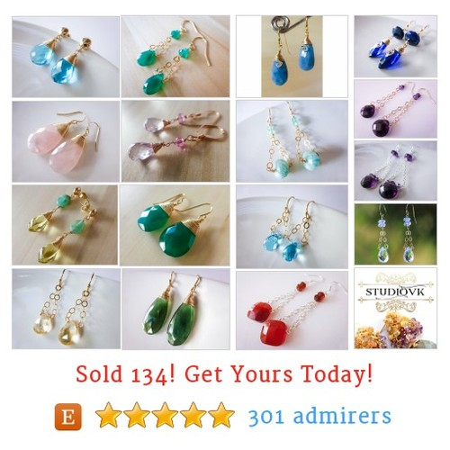 Small Simple Earrings Etsy shop #etsy @studiovk5  #etsy #PromoteEtsy #PictureVideo @SharePicVideo